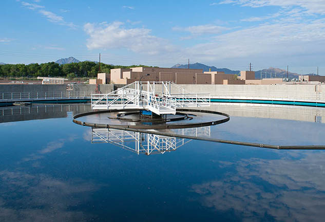 91st avenue waste water treatment plant