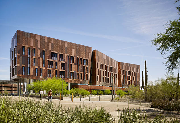 ASU Biodesign Institute C Research Building