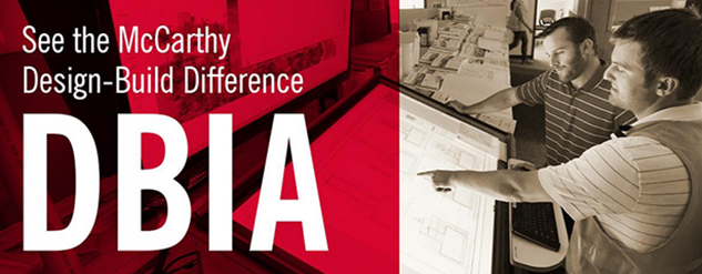 See the McCarthy Design-Build Difference at DBIA