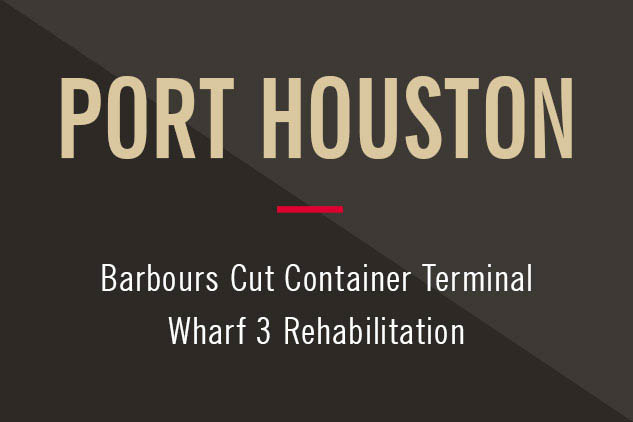 port of houston graphic
