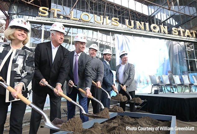 St. Louis Aquarium at Union Station Groundbreaking