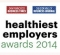 Healthiest Employers of the Bay Area 2014 Emblem
