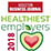 healthiest employers logo