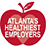 atlanta healthiest employers logo