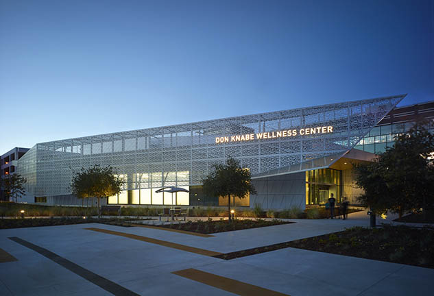 Don Knabe Wellness Center