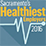 sacramento business journal healthiest employer logo