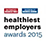 silicon valley business journal healthiest employers logo