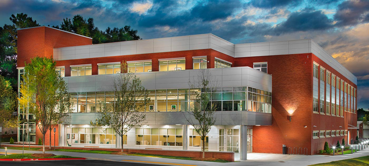 Chattahoochee Technical College Health Science Building