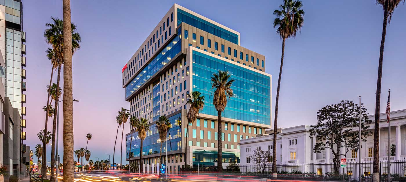 Sunset Bronson Studios ICON Office Tower