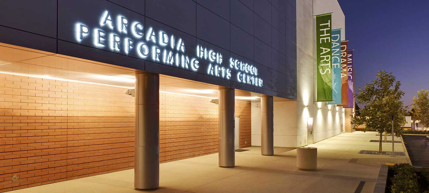 Arcadia USD Performing Arts Center