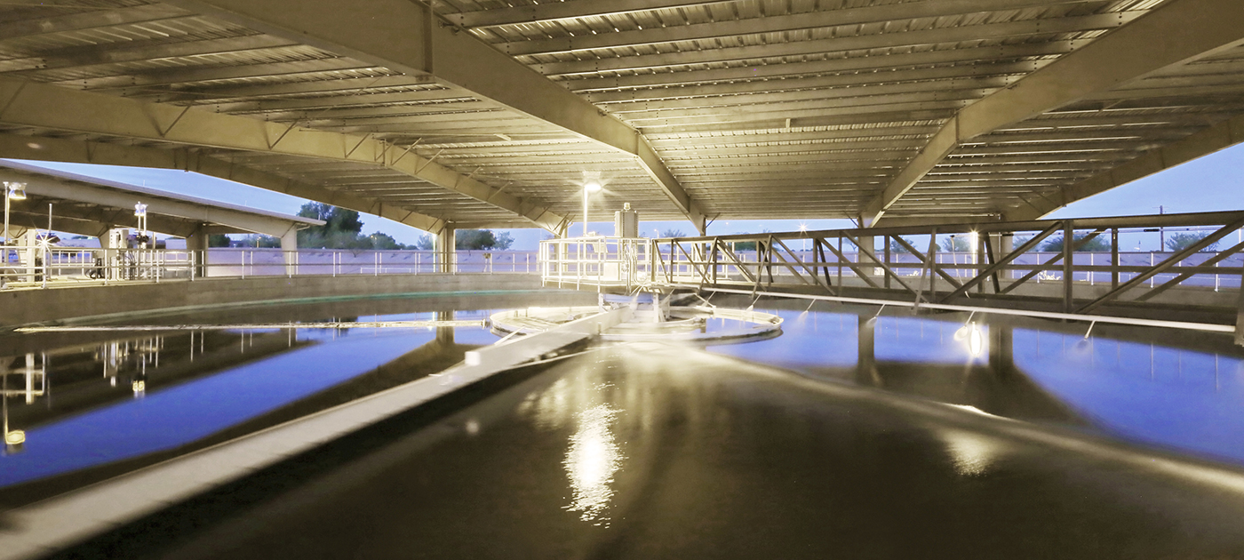 Water Treatment Construction Water Amp Wastewater Mccarthy