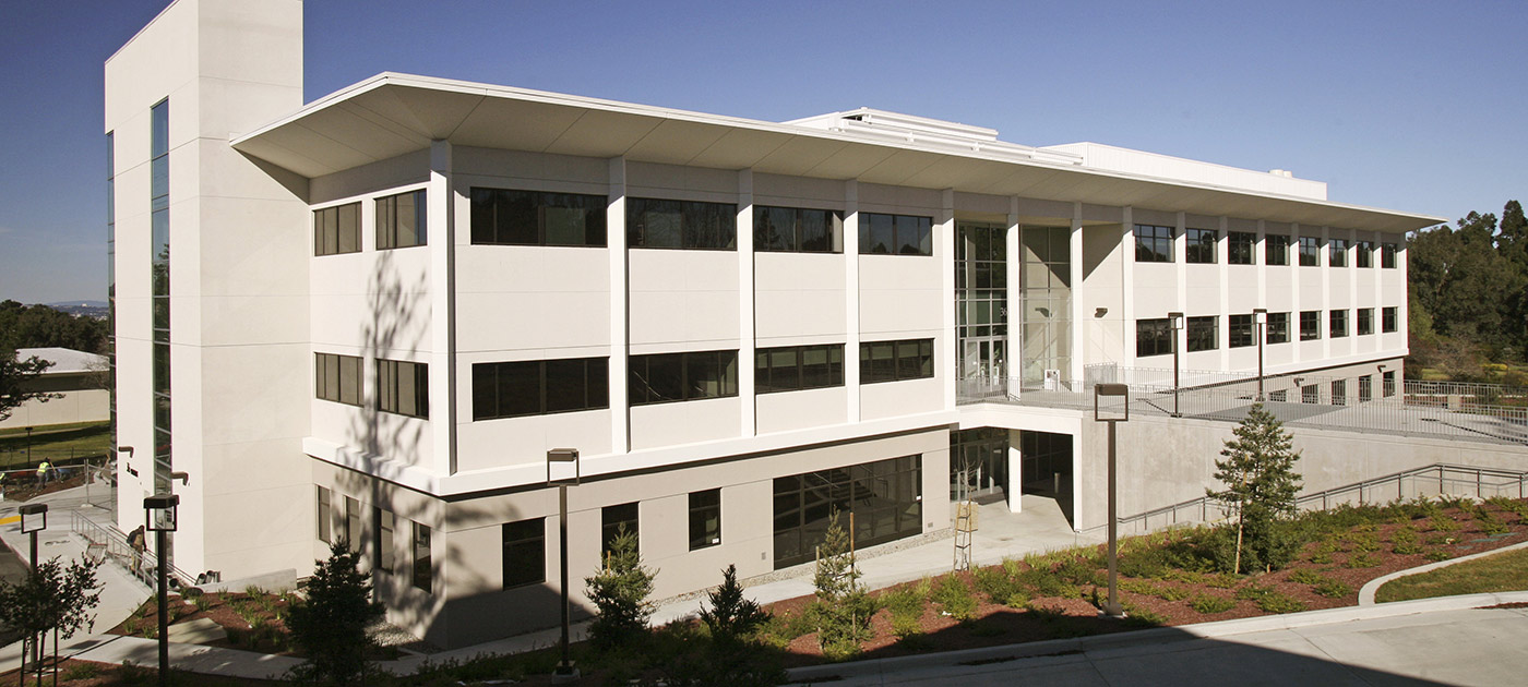 College of San Mateo Science Center