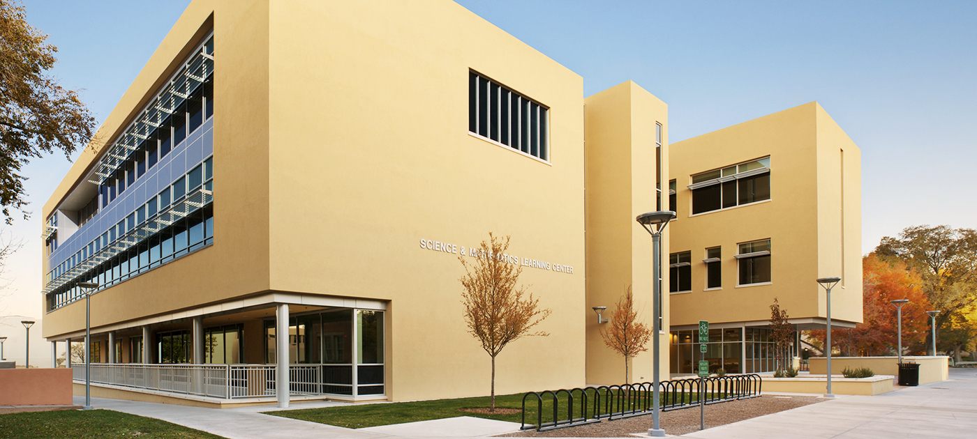 UNM Science & Math Learning Center