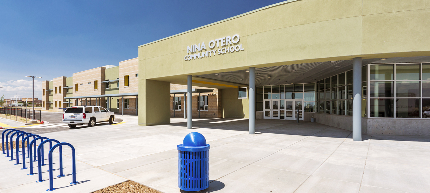 Nina Otero Community School
