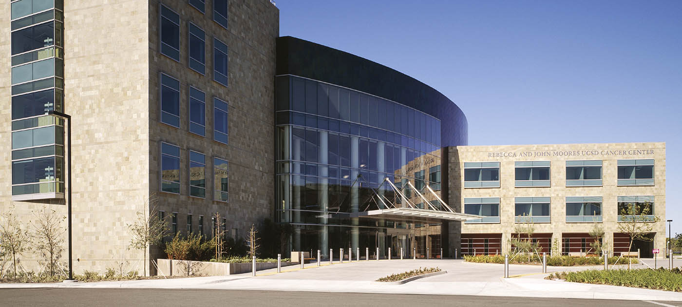 Rebecca & John Moores Cancer Center