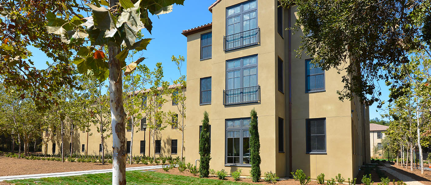 McCarthy Builds and Expands Dorms at Stanford University