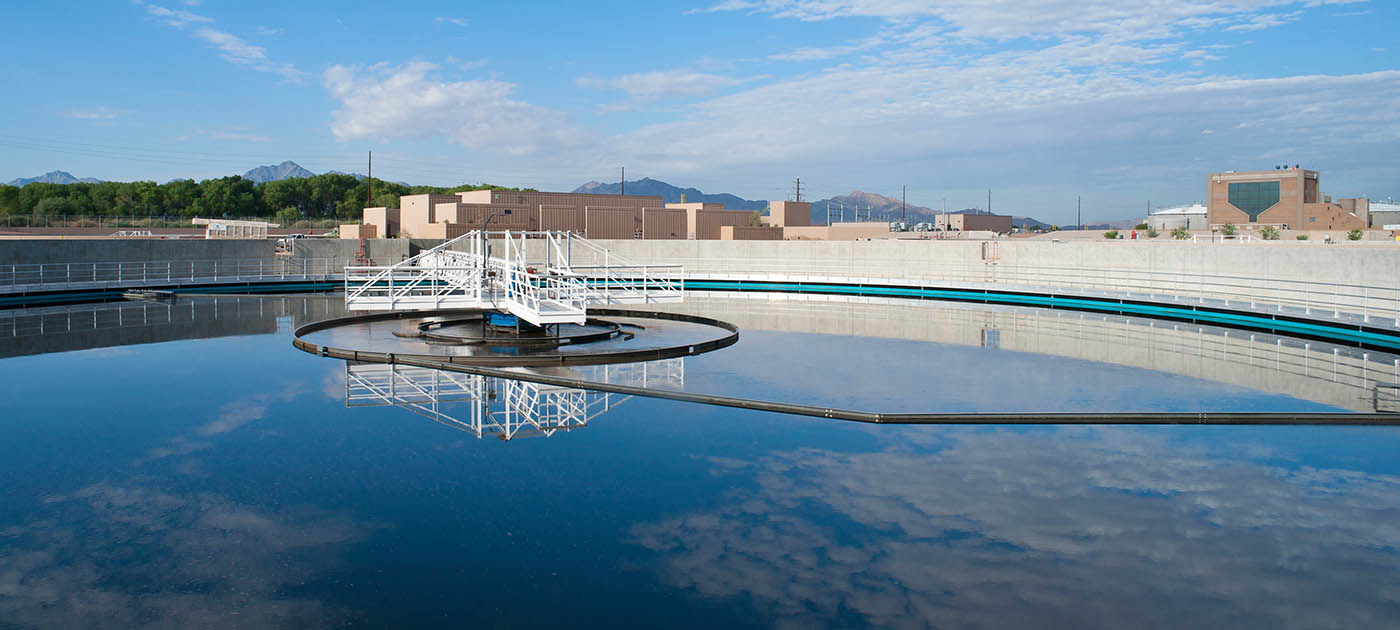 91st Ave Wastewater Treatment Plant