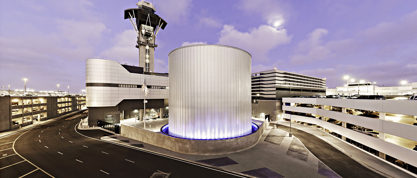 Lax Central Utility Plant Aviation Construction Mccarthy