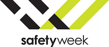 safety week logo