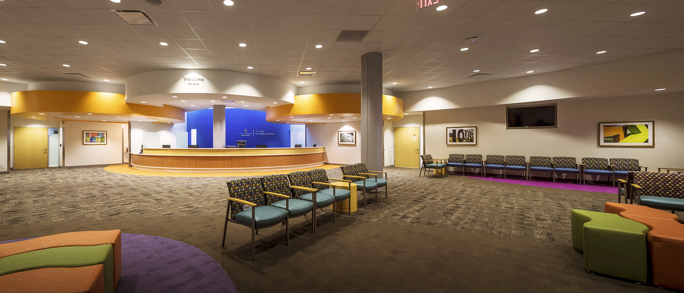 Children's Hospital Center | Healthcare Construction ...