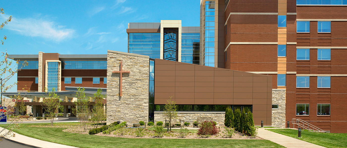 Good Samaritan Regional Health Center | McCarthy Construction