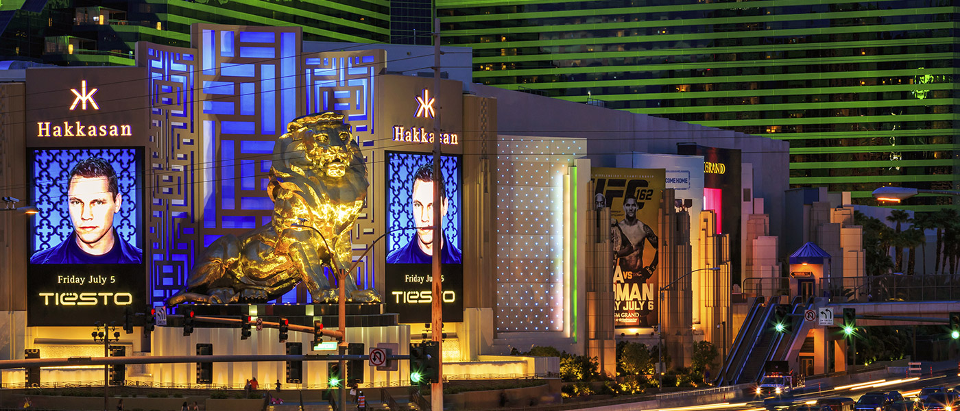 Hakkasan Las Vegas Entertainment Construction Mccarthy