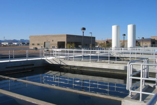 Lake Pleasant Water Treatment Plant