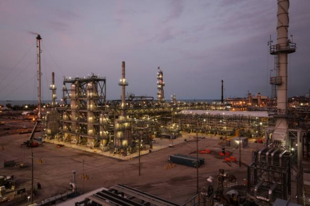 BP Whiting Refinery Modernization Project – Gas Oil Hydrotreater (GOHT)