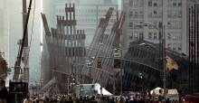 911 destroyed buildings
