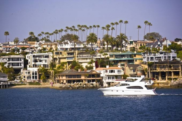 Southern California waterfront