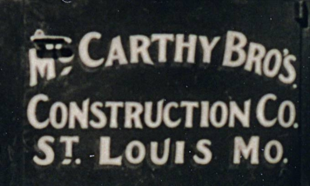 McCarthy Brothers sign