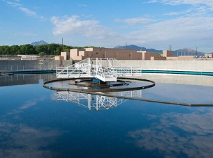 91st Ave waste water treatment plant
