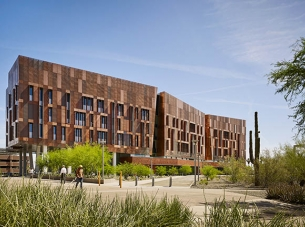 ASU Biodesign Institute C Research Building Exterior