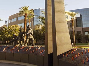 Arizona Fallen Firefighter Memorial