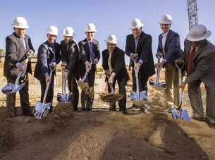 Arizona State University Groundbreaking