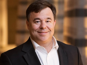 Headshot of Bobby Campbell, new Atlanta business unit leader for McCarthy