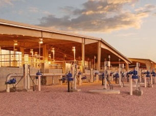 Chandler Airport Water Reclamation Facility