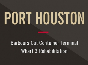 port houston graphic