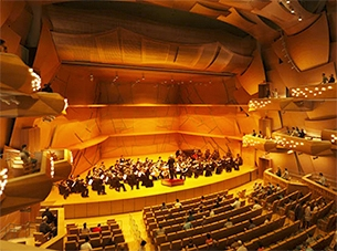 Musco Center for the Arts at Chapman University