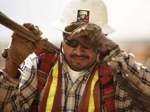 McCarthy Construction Worker