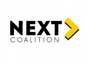 next coalition logo