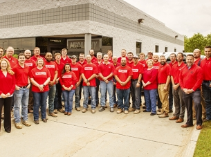 McCarthy Omaha employees
