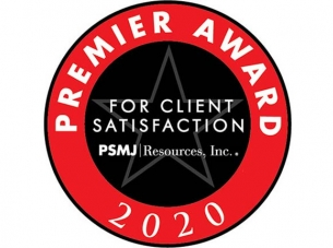 Premier Award for Client Satisfaction