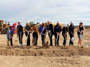 Queen Creek USD Groundbreaking