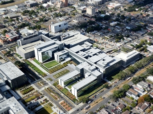VA New Orleans Replacement Medical Center Rendering