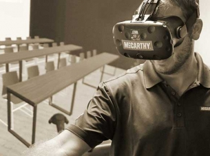 McCarthy branded virtual reality
