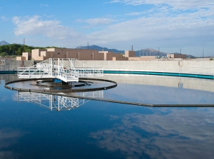 91st Avenue UPO5 Water Treatment Plant