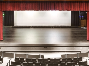 East Side UHSD Performing Arts Center