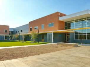 Madison Richard C. Simis Replacement School in Phoenix, AZ.