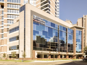 MD Anderson — The Pavilion